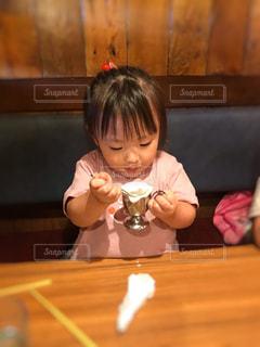 アイスクリームの写真・画像素材[2427998]