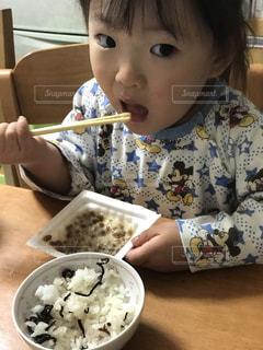 納豆の写真・画像素材[2620051]