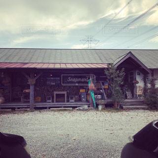 レトロなレストランの写真・画像素材[2832210]