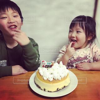 兄妹の写真・画像素材[2910941]