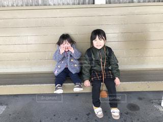 姉妹の写真・画像素材[2910943]