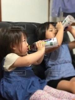 姉妹の写真・画像素材[3419243]