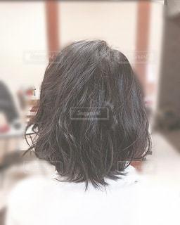 女性,巻き髪,ショート,ゆるふわ,外ハネ