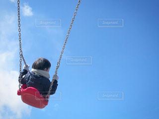 空中ブランコ♪の写真・画像素材[2997604]