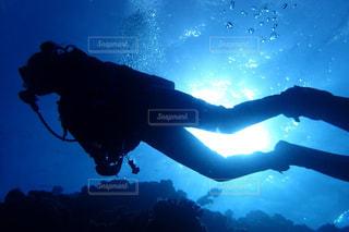 海,スポーツ,水中,スキューバダイビング,フォトジェニック,スポーツの秋