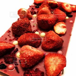 スイーツ,ピンク,いちご,チョコレート,チョコ,ストロベリー,ルビー,ドライいちご,ルビーチョコ
