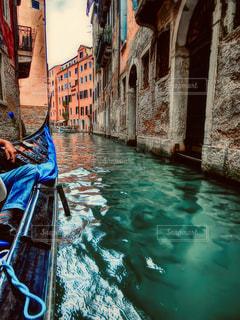 ベネツィアにての写真・画像素材[1834560]