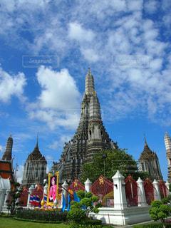 タイの有名寺院の写真・画像素材[1816345]