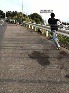 にゃんことの日常の写真・画像素材[1521622]