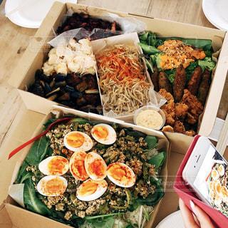 食べ物,ランチ,お弁当,テーブル,人物,ケータリング,ボックス