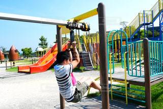 公園,スポーツ,運動,遊具,ターザン,大人の遊び