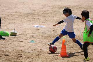 サッカーの写真・画像素材[1524259]
