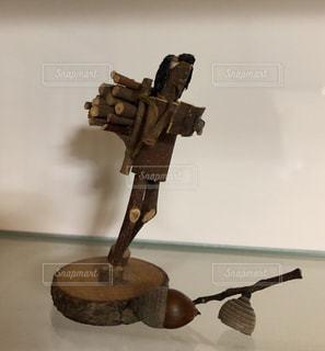 キボックリの二宮金次郎の写真・画像素材[1545437]