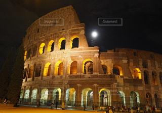 自然,カメラ,海外,ローマ,観光,月,旅行,旅,イタリア,レジャー・趣味