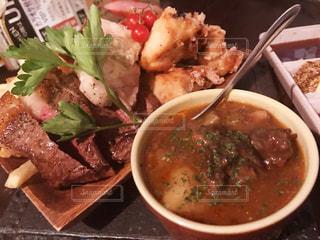 食べ物,食事,皿,スープ,肉,料理,テーブルフォト,メインディッシュ,フォトジェニック,インスタ映え