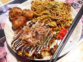 食べ物,食事,大阪,たこ焼き,お好み焼き,グルメ,難波,なんば,焼きそば,ソース,ご当地グルメ,粉もん,やきそば,ご当地,お好み焼,3点セット,ナンバ,お好みやき
