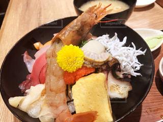 海鮮丼の写真・画像素材[1664843]