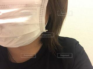 マスクの写真・画像素材[1672862]