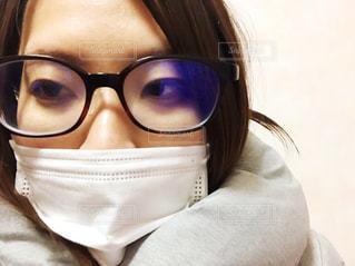 風邪予防の写真・画像素材[1680911]