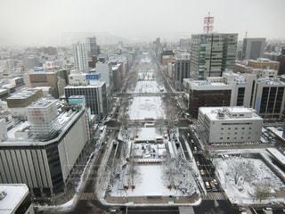 都市の空中写真の写真・画像素材[1742989]