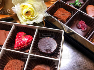 チョコレート,バレンタイン,チョコ,バレンタインデー,ギフト,フォトジェニック,色・表現,感覚・感情