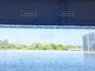 階段,水,水滴,雫,淡路島,流れ,明石海峡公園,夢舞台