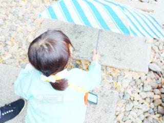 雨,傘,線路,女の子,こども,蹴上インクライン,あめ,蹴上