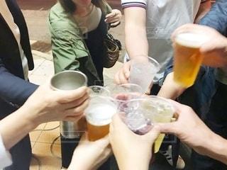 グラスの写真・画像素材[2647680]