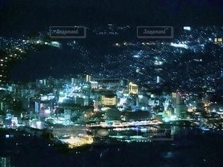 夜の街の眺めの写真・画像素材[2769396]