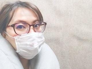 眼鏡をかけている人の写真・画像素材[2774794]