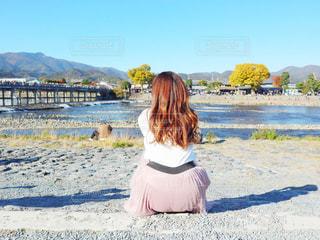 嵐山の写真・画像素材[2813415]