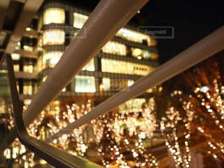 建物,大阪,イルミネーション,明るい,グランフロント,シャンパンゴールド