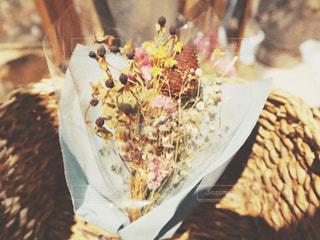 花のクローズアップの写真・画像素材[3099429]