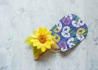 花のクローズアップの写真・画像素材[3635834]