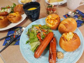 パン,洋食,ソーセージ,焼きたてパン,ジョンソンヴィル