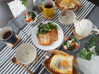 北欧風に朝食を♬の写真・画像素材[3107602]
