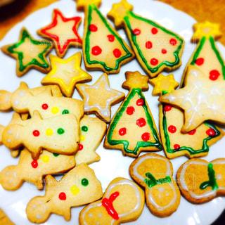 手作りクッキーの写真・画像素材[2477242]