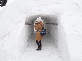 雪まつりの写真・画像素材[1755141]