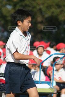 子ども,人物,人,小学生,運動,男の子,運動会,体操服,走り,競走