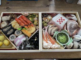 おせち料理の写真・画像素材[4028394]