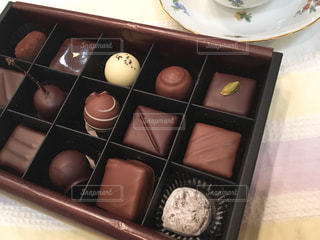 チョコの写真・画像素材[1791396]