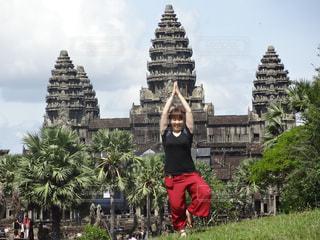 カンボジア,ヨガ,ひとり旅,アンコールワット
