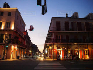 夜,海外,夕暮れ,アメリカ,観光,外国,旅行,電灯,USA,アメリカ合衆国,留学,海外旅行,夕暮れ時,異国,夕暮,灯,夜の街,Jazz,ニューオリンズ,ニューオーリンズ,New Orleans
