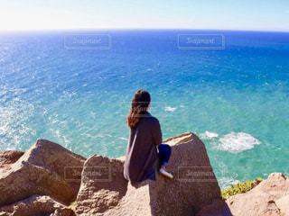 自然,海,空,未来,ポルトガル,海外旅行,夢,ひとり旅,ポジティブ,目標,可能性,ロカ岬