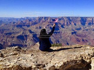 自然,風景,空,青空,アメリカ,パワースポット,未来,海外旅行,グランドキャニオン,夢,ポジティブ,目標,アメリカ旅行,可能性