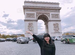 空,建物,屋外,パリ,未来,夢,ポジティブ,目標,可能性