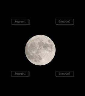 中秋の名月2020の写真・画像素材[3785718]