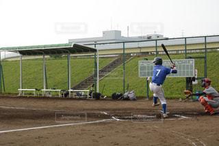 野球の写真・画像素材[1553454]