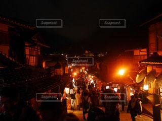 風景,秋,清水寺,紅葉,京都,季節