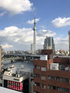 東京,浅草,スカイツリー,隅田川,首都高,松坂屋